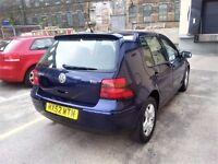 **CHEAP VW GOLF 1.9 GT TDI 130 [6 SPEED]£1050*TURBO DIESEL BARGAIN MK4 audi a3 gti leon fr astra sri
