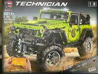 Technic off Road Vehicle