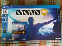 Guitar hero live and a game