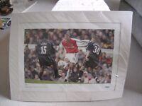 Arsenal Football Memorabelia