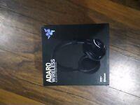 razer adaro wireless bluetooth aptx headphones in excellent condition