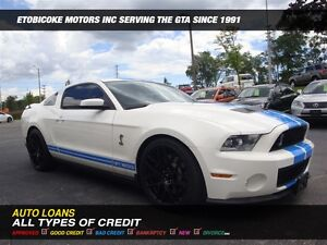2011 Ford Mustang shelby GT500 EXTREMELY CLEAN