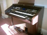 technics ga3 organ