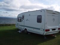 FOR SALE SWIFT CHALLENGER CARAVAN SE500 2003