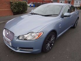 2011 Jaguar XF 3.0 TD V6 Premium Luxury 4dr 1 LADY OWNER FROM NEW F/S/H