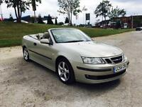 2006 Saab 93 1.8 Turbo Vector Convertible 70,000 Miles