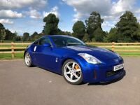 Nissan 350Z GT - Azure Blue, FSH, UK model
