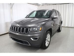 2017 Jeep Grand Cherokee Limited *TOIT*CAMÉRA*GPS*BLUETOOTH*CUIR