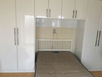 Ground floor self contained 1 bedroom flat available this weekend!