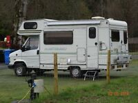 Excellent First Time Motorhome £8000 ono