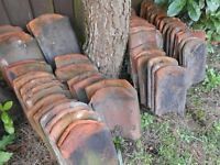 Used Norfolk style clay pan tiles