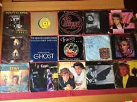 Records vinyl singles