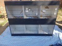 Bird breeding cages £50 the pair