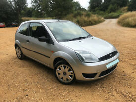 Ford Fiesta 1.25 Style Climate 2006 for sale