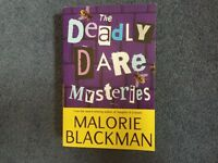 Malorie Blackman: The Deadly Dare Mysteries