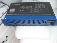 Samson D2500 GRAPHIC FEEDBACK MANAGEMENT SYSTEM