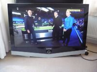 """Priced to sell quickly ! Samsung 40"""" TV. Plus Brand New NOW TV Box. Excellent Condition & Picture."""