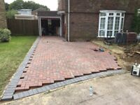 Block paving, driveways, patios, fencing, landscaping, general building