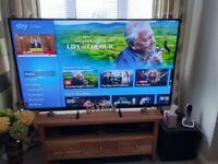 """Toshiba 65"""" 4k smart tv"""