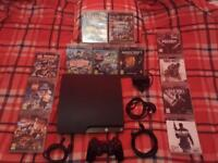 PS3 lots of extras great condition.