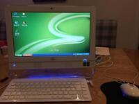 """Asus Eee Top, 16"""" Touchscreen All In One Computer"""