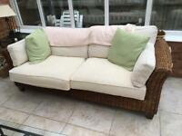 Used conservatory furniture.