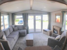 2 Bed Brand New Luxury ABI Malham Static Caravan, 10 Month Season, Skegness Holiday Homes
