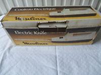 Moulinex Electric knife no.246