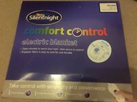 Silentnight Comfort Control Electric Under Blanket - Double