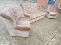 3 -1-1 Sofa suite - furniture