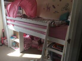 Mid sleeper - cabin bed - bunk bed