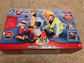 ELC Big City Demolition site