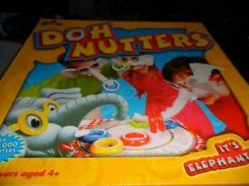 DOH-Nutters Board Game