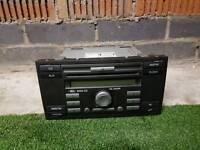 Ford fiesta focus transit cd 6000 radio for sale