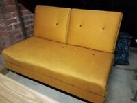 Vintage 1960s sofa