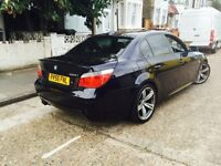 BMW 525i M//Sport 2006 start and drive perfect