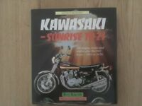 KAWASAKI- sunrise to Z1