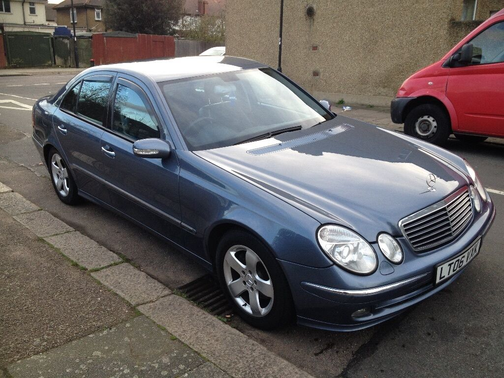 mercedes e220 cdi avantgarde automatic 2006 fsh 1 year mot and tax in edmonton london. Black Bedroom Furniture Sets. Home Design Ideas