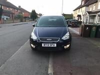 Ford galaxy Low mileage( QUICK SALE)