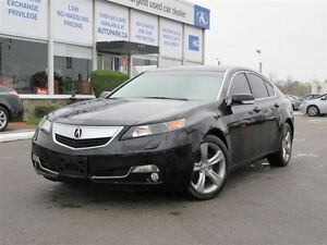 2013 Acura TL SH awd | Tech Pkg| Navi|Sunroof| Heated leather