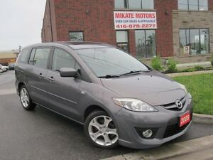 Immaculate 2008 Mazda MAZDA5 GT Sold Certified For ONLY $4,499!!