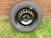Unused Continental Spare Tyre