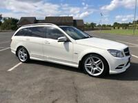 2011 MERCEDES C350 CDI BLUEEFFICIENCY AMG SPORT (FULLY LOADED)