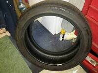 Pirelli p7 centuri run flat