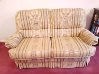 Sofa and 2 armchair set