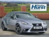 Lexus IS 300H SPORT (grey) 2016-04-19