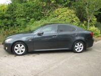 beautiful sept 2007 lexus is 220 d.tel 07554374590