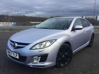 2008 MAZDA 6 TD SPORT WITH FULL KIT AND MINT CONDITION.. LOOKS AMAZING+DRIVES AMAZING