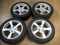 "Mazda MX5 DEZENT 14"" ALLOYS Alloy wheels with tyres Set of 4x Rims"