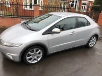 Honda Civic 2.2 Sport - Service History - HPI Clear - Low Milage